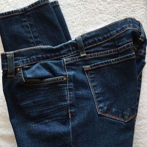 J Brand 935 Ink Straight Leg Jeans
